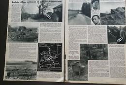 BACLAIN.1946. VILLAGE ARDENNAIS OU S 'ILLUSTRA LA RÉSISTANCE / ALBERT THILL / PAUL REMACLE COMMANDANT- ADJOINT DU GROEPE - Ohne Zuordnung
