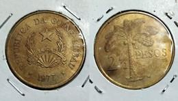 GUINEA-BISSAU 2-1/2 PESOS 1977 Km# 19 BU G#06-76) - Guinea-Bissau