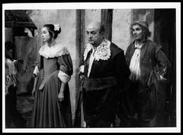 """PHOTO PRESSE PRESS FR3 - """" L'Ecole Des Femmes """" De MOLIERE - Raymond ROULEAU - BERNARD BLIER - ISABELLE ADJANI - 1981 - Famous People"""