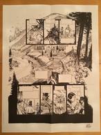 Planche Poster Affiche UNDERTAKER De Meyer Et Dorison - Neuf - Non Classificati