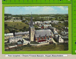FELLERIES : L'Eglise St Lambert  Vue Aerienne - Altri Comuni