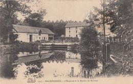 Malesherbes 45 - Rivière L'Essonne Et Moulin De Mirbeau - Malesherbes