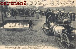 ENVIRONS DE SAINT-ETIENNE SAINT-GALMIER LE CHAMP DE COURSES DE LA COLOMBINIERE PESAGE HIPPODROME COURSE  42 - Non Classés