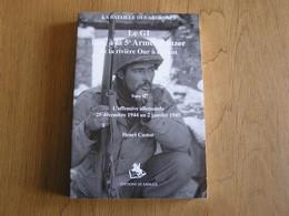 LE G I FACE à LA 5 ème ARMEE PANZER T 2 Castor H Régionalisme Bataille Des Ardennes Rivière Our à Dinant Celles Ourthe - War 1939-45