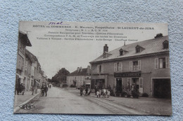 Saint Laurent Du Jura, Hôtel Du Commerce, Jura 39 - Altri Comuni