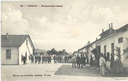 Verdun   Baraquement  Radet - Verdun