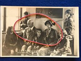 Bayern - I.K.H. Kronprinz U. Kronprinzessin Rupprecht, Prinz Heinrich, Prinzessinnen Irmingard, Editha, Hilda, Gabriele - Familles Royales