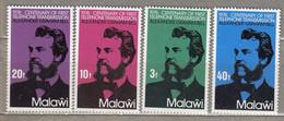 MALAWI 1976 Communication Telephone MNH(**) Mi 259-262 #27999 - Malawi (1964-...)