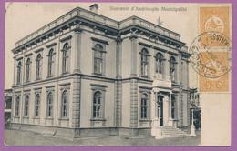 Souvenir D'Andrinople - Municipalité - Circulé 1910 - Turkey