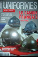HS Gazette Des Armes Le Casque ADRIAN - Cascos