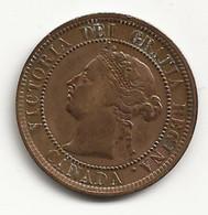 CANADA - One Cent - 1888 - TB/TTB - Canada