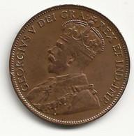 CANADA - One Cent - 1915 - TB/TTB - Canada