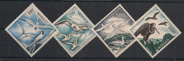 Monaco - 1955 - Poste Aérienne PA N°Yv. 55 à 58 - Oiseaux - Neuf Luxe ** / MNH / Postfrisch - Airmail