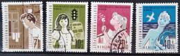 ALLEMAGNE Berlin                     N° 172/175                          OBLITERE - Gebraucht
