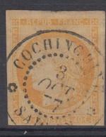 #162# COLONIES GENERALES N° 13 Oblitéré Saigon (Cochinchine) - Ceres