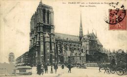 PARIS   CATHÉDRALE DE NOTRE DAME PONT AU DOUBLE   Paris France Frankrijk Francia - Non Classificati