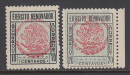 Mexico - Sinaloa, Scott 1-2, MNH - Mexico