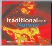 CD Musique Traditionnelle Norvégienne - Canzoni Di Natale
