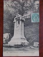 78 - CERNAY - Monument De Pelouse. (Vallée De Chevreuse) - Cernay-la-Ville