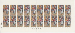 Denmark,  1976 AFA 624, Facit 653, Mail Coach Driver, MNH - Unused Stamps