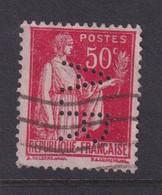 Perforé/perfin/lochung France No 283 A.R A. Reynaud Et Cie - Gezähnt (Perforiert/Gezähnt)