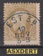 N° 32  SC Ambt. Est 3B /  R - 1869-1883 Leopold II