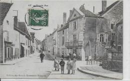 Gy - Grande Rue - Altri Comuni