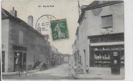 Gy - Rue Du Pont - Altri Comuni