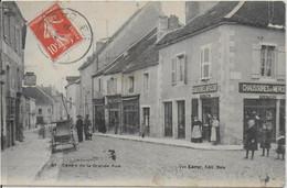 Gy - Centre De La Grande Rue - Altri Comuni