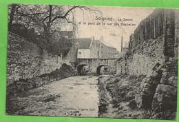 SOIGNIES   -   La Senne Et Le Pont De La Rue Des Orphelins - Soignies