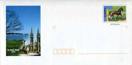 """PAP De 2003 Avec Timbre """"LE TROTTEUR"""" Et Illustration """"LA FERTE-MACE (61)"""" - Listos A Ser Enviados: Otros (1995-...)"""