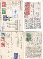 Deutschland , 8 Alte Briefe/Karten - Unclassified