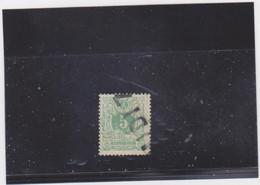Belgie Nr 45 MIDI 7 (Naamstempel) - 1869-1888 Lying Lion