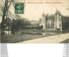 WW 60 MONT-L'EVEQUE. Le Château 1908 - Otros Municipios