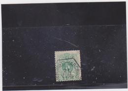 Belgie Nr 45 Herinnes-Warcoing (Treinstempel) - 1869-1888 Lying Lion