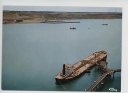 Saint Jouin Bruneval - Cap D'Antifer (Seine Maritime) Vue Aérienne, Le Port (unités 600 000 T) Digue 3512 M Cargo - Other Municipalities