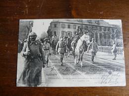 STRASBOURG - Entrée Du Général Gouraud à La Tête De La IVe Armée Française Le 22 Novembre 1918 - Andere