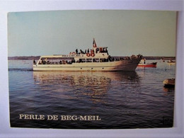 FRANCE - FINISTERE - FOUESNANT - La Perle De Beg-Meil - Fouesnant
