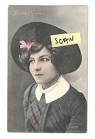 +++ Bouffes Parisiens :  Polaire 1907 - Artiesten