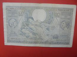 BELGIQUE 100 Francs 5-1-42 Circuler (B.23) - 100 Francs & 100 Francs-20 Belgas