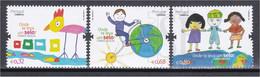 Portugal 2011 Correio Escolar Correo School Mail Schulpost Kind Criança Niño Kid Children Child - Unclassified