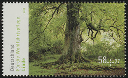 2980 Wohlfahrt Bäume Linde 58 C. ** - Zonder Classificatie