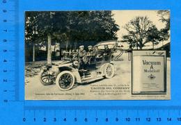 VAL SUZON - Concours, Côte Du Val Suzon (Dijon) 2 Juin 1907 - (course Voiture, Automobile) - (PORT GRATUIT) - Other Municipalities