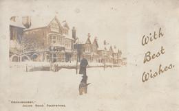 Folkestone - Julain Road In Winter - Folkestone