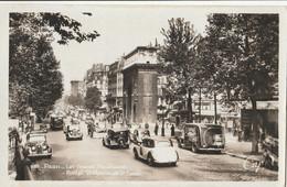 Cartolina - Postcard /  Viaggiata - Sent /  Parigi - Les Grands Boulevards - Squares