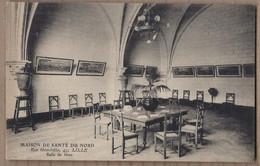 CPA 59 - LILLE - MAISON DE SANTE DU NORD - Salle De Fêtes - TB PLAN Intérieur - Lille