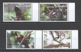 NW0516 2020 AITUTAKI BIRDS OF PARADISE BIRDS OF THE WORLD FAUNA SET MNH - Other