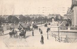 Cartolina - Postcard /  Viaggiata - Sent /  Parigi - La Rue Des Tuileries. - Squares