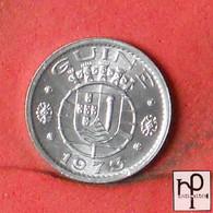 GUINÉ BISSAU 10 CENTAVOS 1973 -    KM# 12 - (Nº42751) - Guinea-Bissau