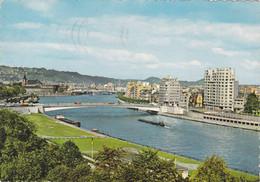 Liège (Belgique) - La Meuse Et Le Pont De Commerce - Lüttich